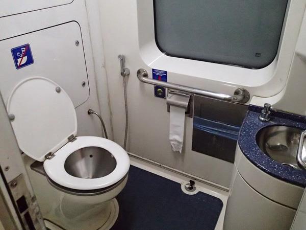ETS  Toilet