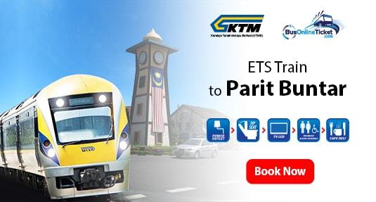ETS Train to Parit Buntar