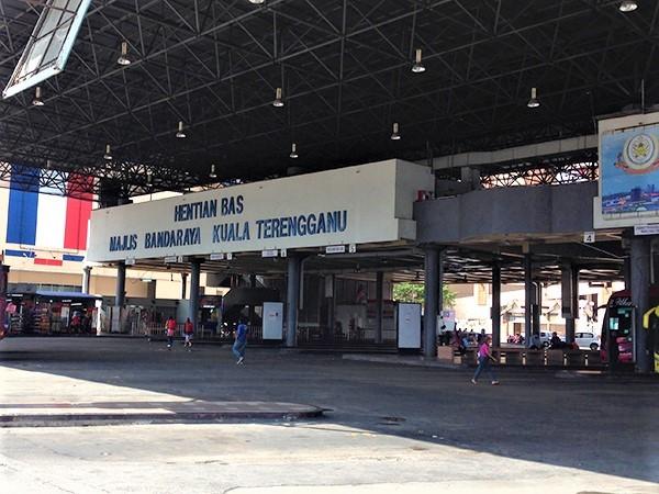 MPKT Bus Terminal - Kuala Terengganu to KL Bus