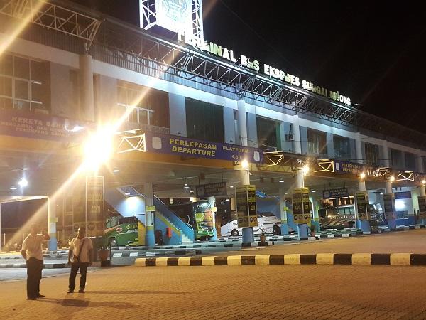 Sungai Nibong Bus Terminal