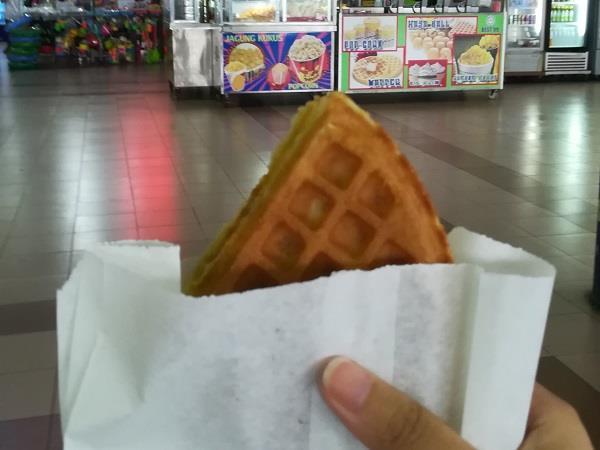 Crispy Waffle