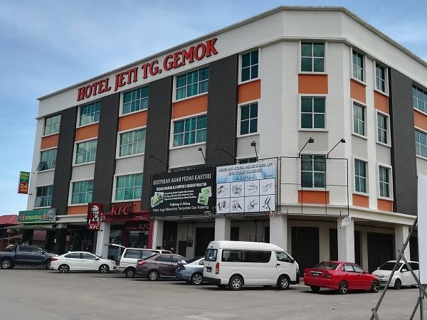 Hotel Jeti Tanjung Gemok