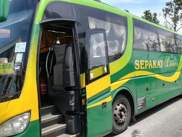 Sepakat Liner Bus