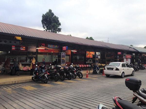 Hentian Duta Bus Terminal