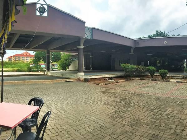 Kuala Perlis Bus Terminal