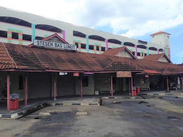 Lumut Bus Station