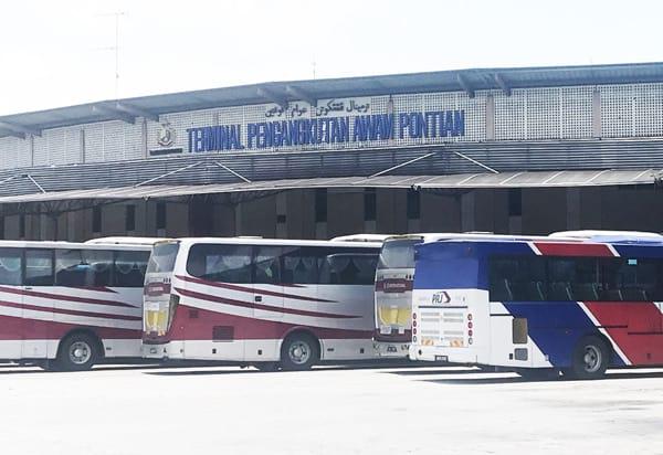 Pontian Bus Terminal