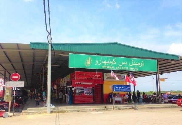 Kota Bharu Bus Terminal