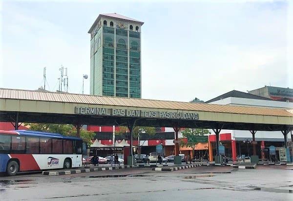 Pasir Gudang Bus Terminal