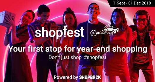 ShopFest 2018 (1/9/2018 - 31/12/2018)