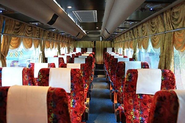 Cepat Sedia Express - Seating
