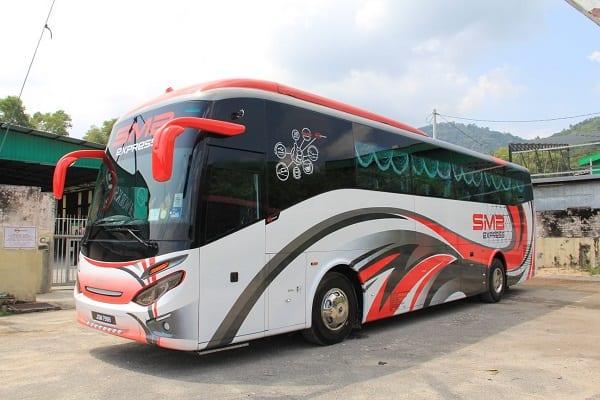 SMB Express Bus