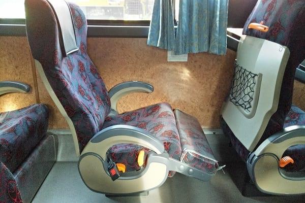 YoYo Bus Inner View