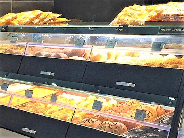 Breads In Harold's Bread