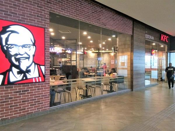 KFC at Penang Sentral