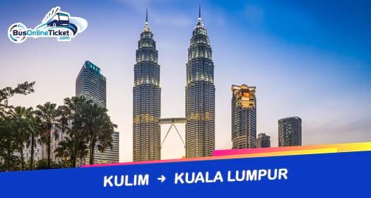 Kulim to Kuala Lumpur Bus Guide