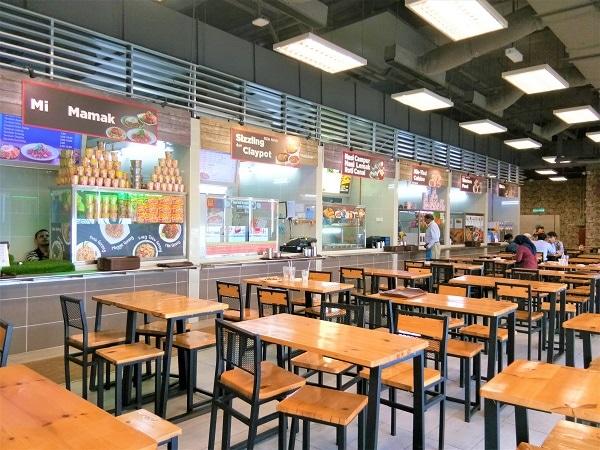 Penang Sentral Food Court