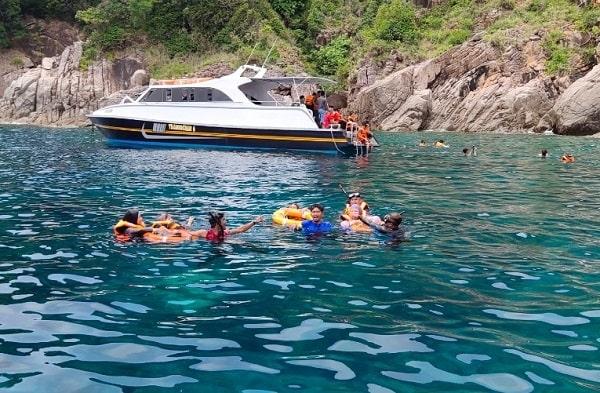 Vigourmarine Boat to Redang Island