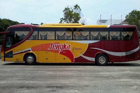 Jengka Liner Bus