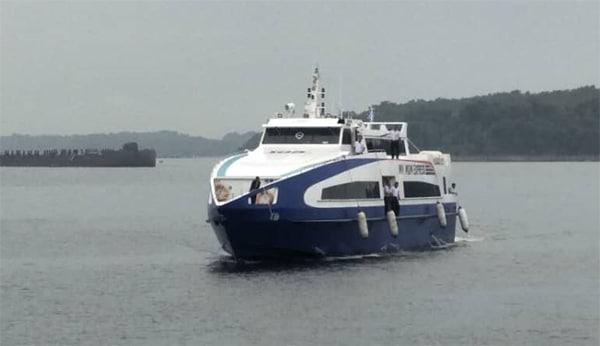Pasir Gudang Ferry