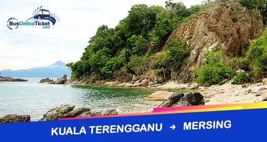 Bus from Kuala Terengganu to Mersing