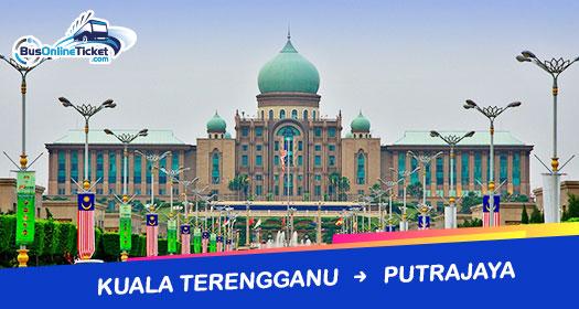 Bus from Kuala Terengganu to Putrajaya