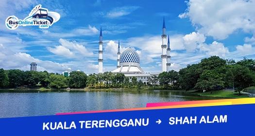 Bus from Kuala Terengganu to Shah Alam