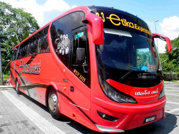 Etika Express Bus