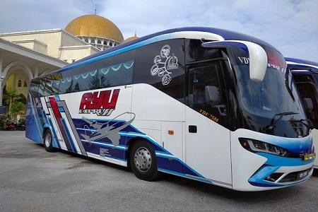 Ayu Express Bus