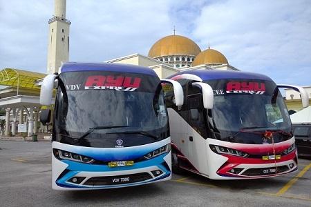 Ayu Express Buses