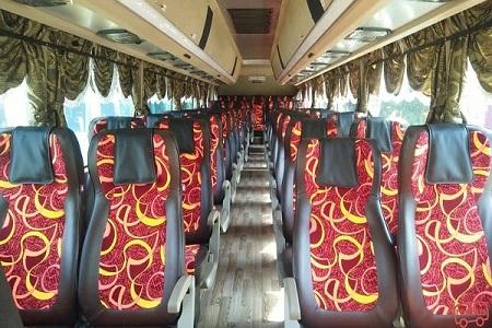 Pahang Lin Siong Bus Seats