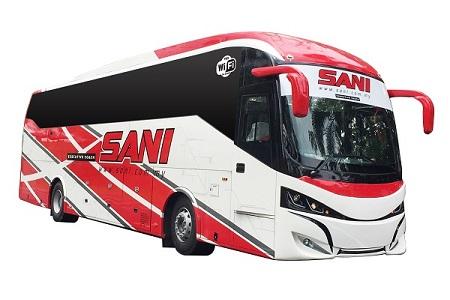 Sani Express Bus - Single-deck